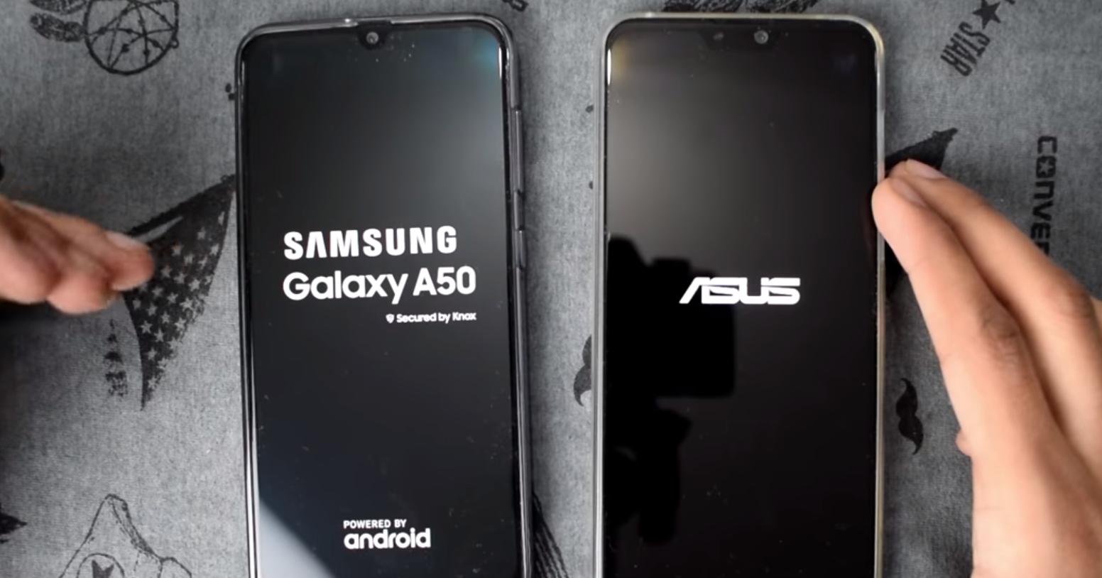 Samsung Galaxy A50 против Asus Zenfone Max Pro M2: тест на скорость