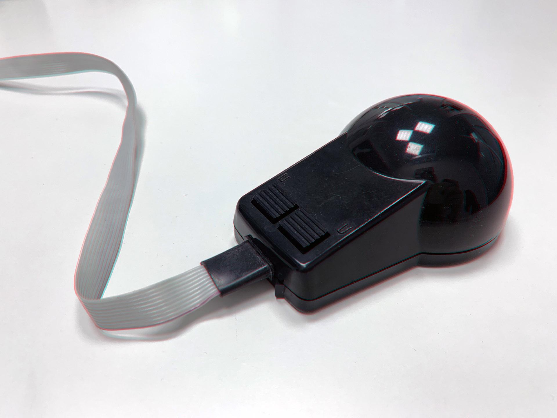 Музей DataArt. Манипулятор графической информации типа «мышь» - 7