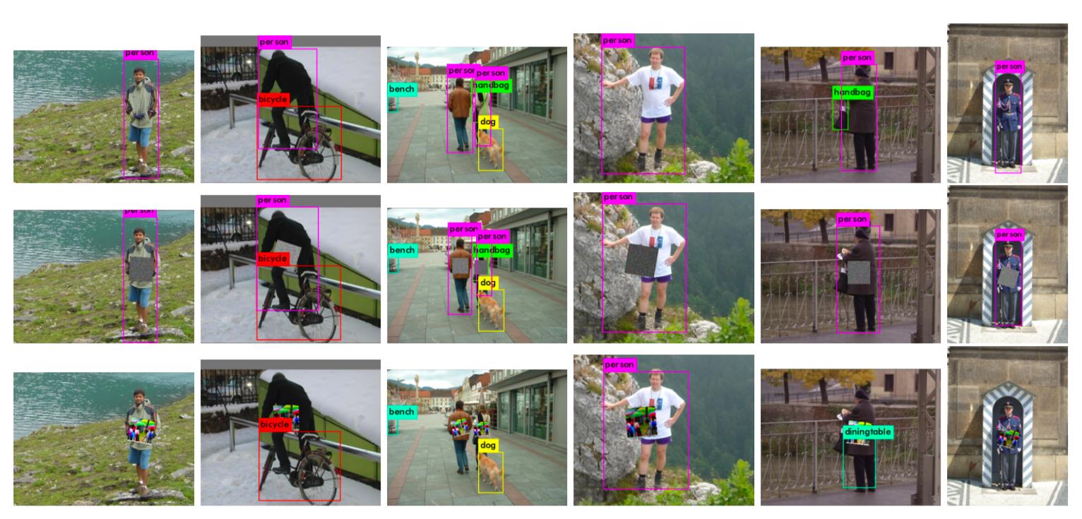 Обман автоматизированных камер наблюдения - 4