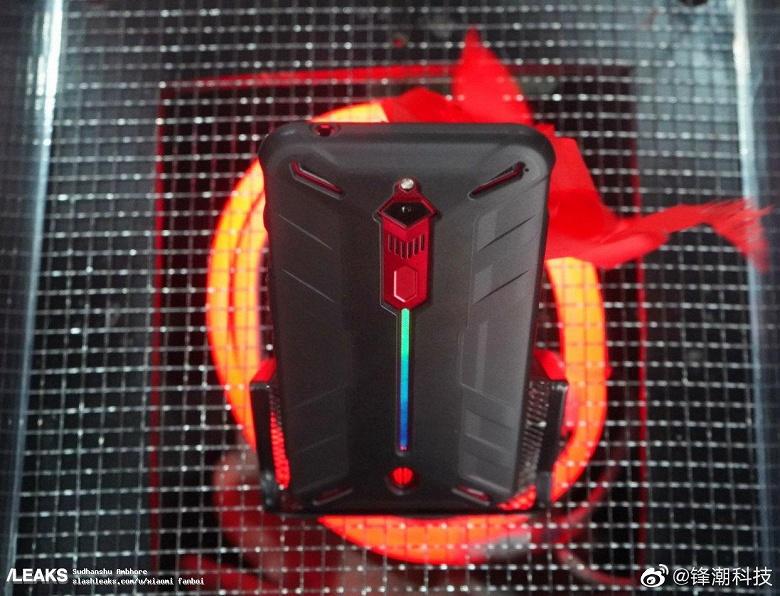 Смартфон с вентилятором. Nubia Red Magic 3 действительно получит активную систему охлаждения