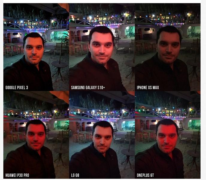 Стороннее тестирование фронтальных камер актуальных флагманских смартфонов показало, что база DxOMark вполне адекватна