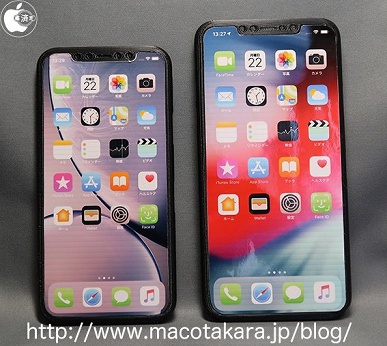 Видео дня: реалистичные макеты iPhone XI и iPhone XI Max сравнили с iPhone XS, XS Max и XR