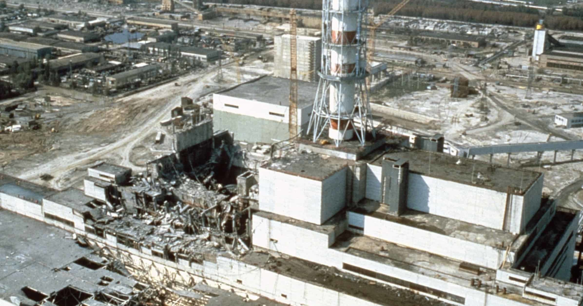 "33 года со дня смерти ""мирного атома"": годовщина аварии на ЧАЭС"