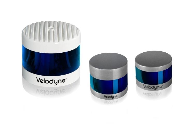 Nikon поможет Velodyne в выпуске лидаров для робомобилей