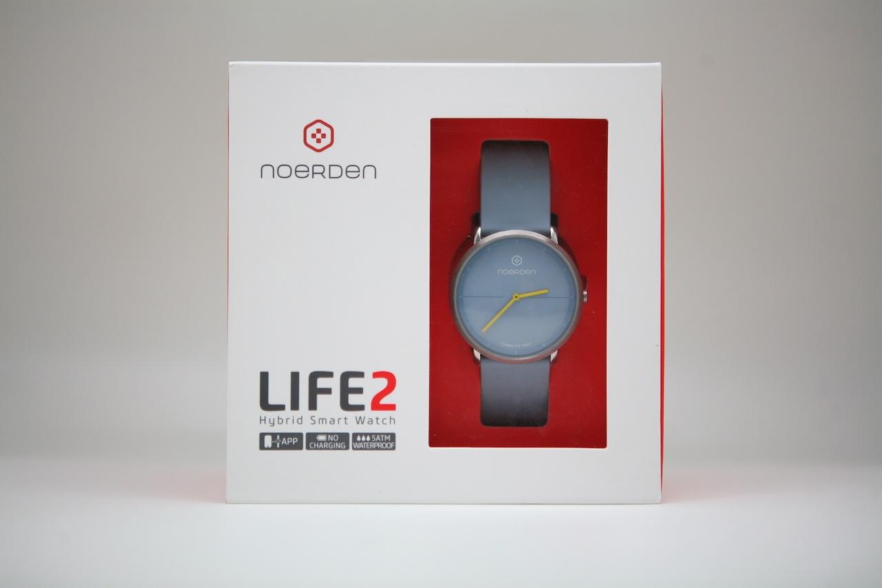 Noerden Life2 — аналоговые часы с «жестовым» управлением и «сенсорным» стеклом - 16