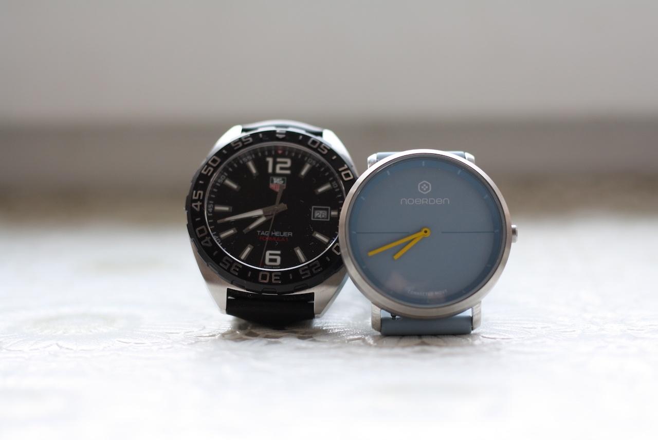 Noerden Life2 — аналоговые часы с «жестовым» управлением и «сенсорным» стеклом - 4