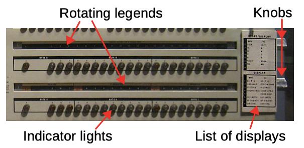 55 лет спустя: культовые консоли легендарных мейнфреймов IBM System-360 - 12