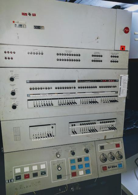 55 лет спустя: культовые консоли легендарных мейнфреймов IBM System-360 - 13