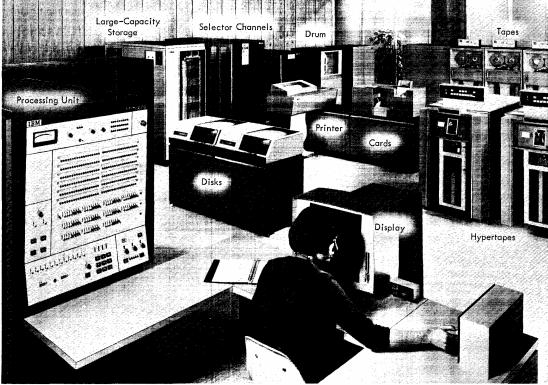 55 лет спустя: культовые консоли легендарных мейнфреймов IBM System-360 - 17