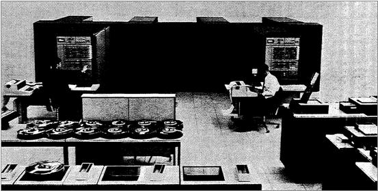 55 лет спустя: культовые консоли легендарных мейнфреймов IBM System-360 - 19