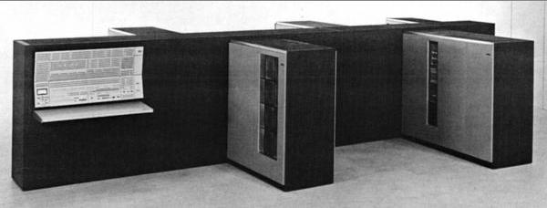 55 лет спустя: культовые консоли легендарных мейнфреймов IBM System-360 - 20