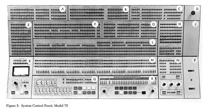 55 лет спустя: культовые консоли легендарных мейнфреймов IBM System-360 - 21