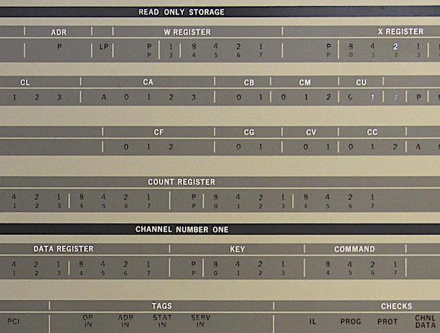 55 лет спустя: культовые консоли легендарных мейнфреймов IBM System-360 - 5
