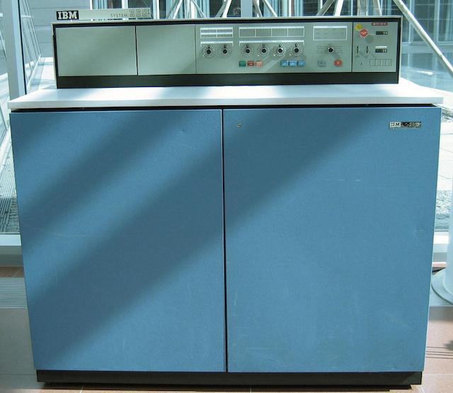 55 лет спустя: культовые консоли легендарных мейнфреймов IBM System-360 - 7