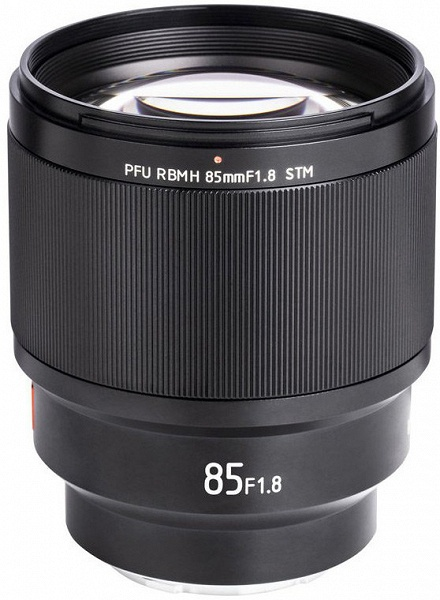 Объектив Viltrox PFU RBMH 85mm f/1.8 STM с креплением Sony E оценен в 379 долларов