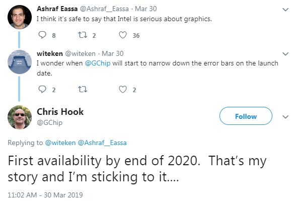 Будущие видеокарты Intel будут унифицированы с интегрированной графикой по архитектуре