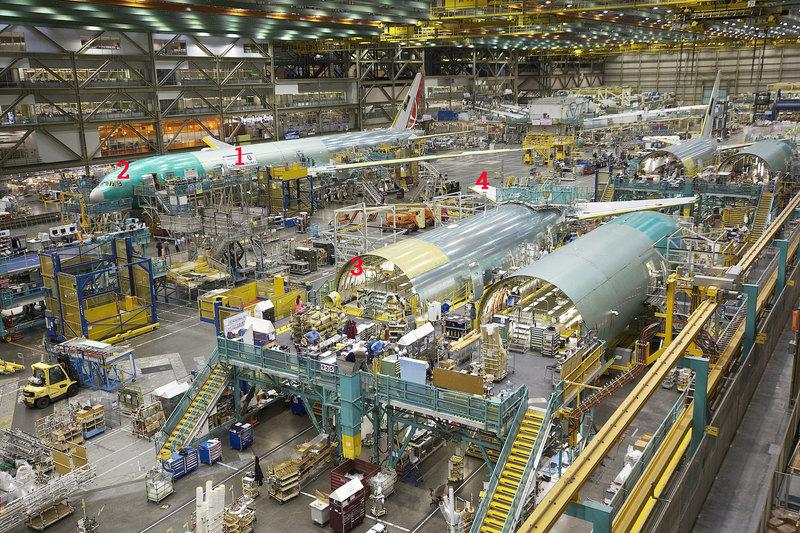 Как строят реакторы, телескопы, могучие краны и авиалайнеры