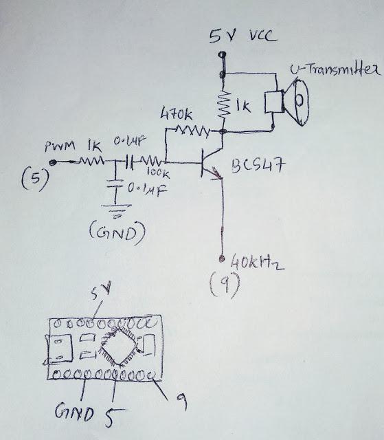 Передача звука амплитудной модуляцией ультразвука - 2