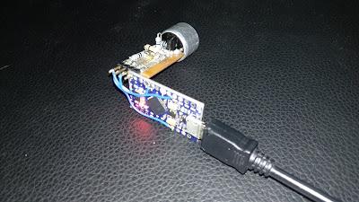 Передача звука амплитудной модуляцией ультразвука - 1