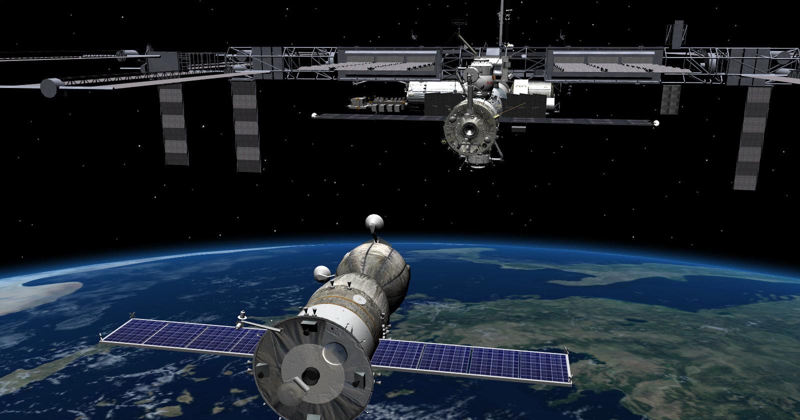 Разработана схема сверхбыстрого полета к МКС