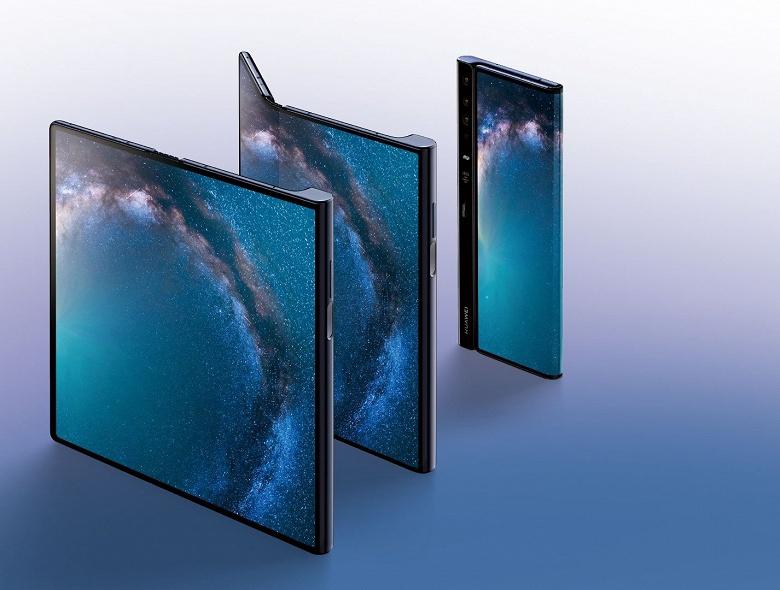 В стартовой партии Huawei Mate X будет 100 000 смартфонов, а суммарный объем составит 300 000 единиц