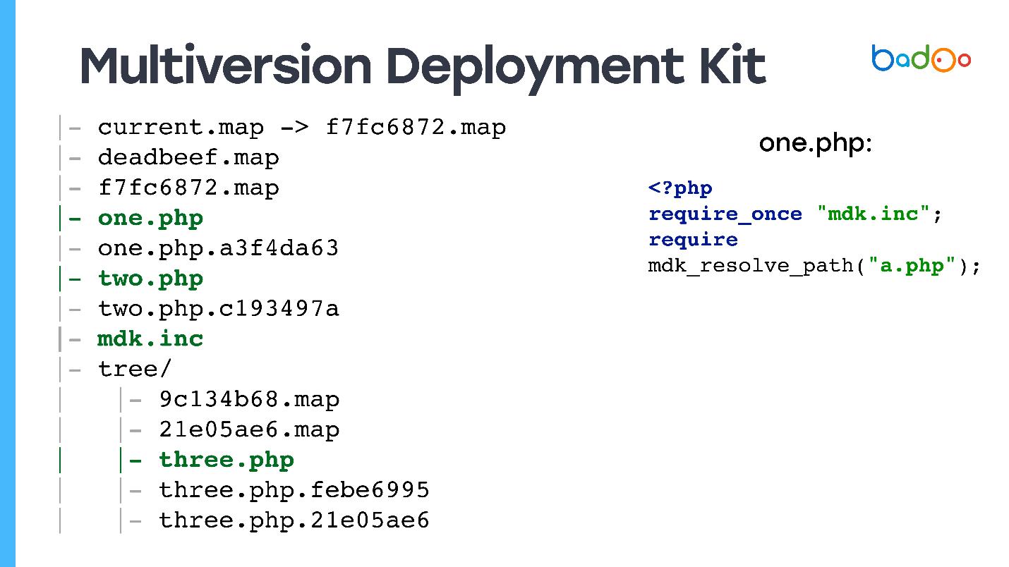 5 способов деплоя PHP-кода в условиях хайлоада - 10