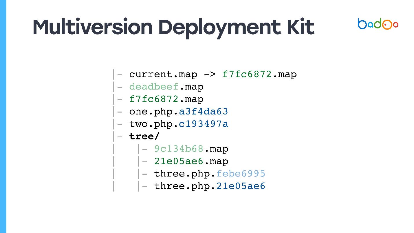5 способов деплоя PHP-кода в условиях хайлоада - 9