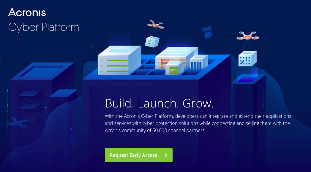 Acronis впервые открывает доступ к API для разработчиков - 1