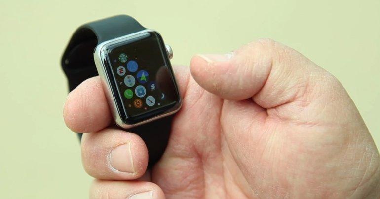 Часы Apple вернулись к хозяину после шестимесячного купания