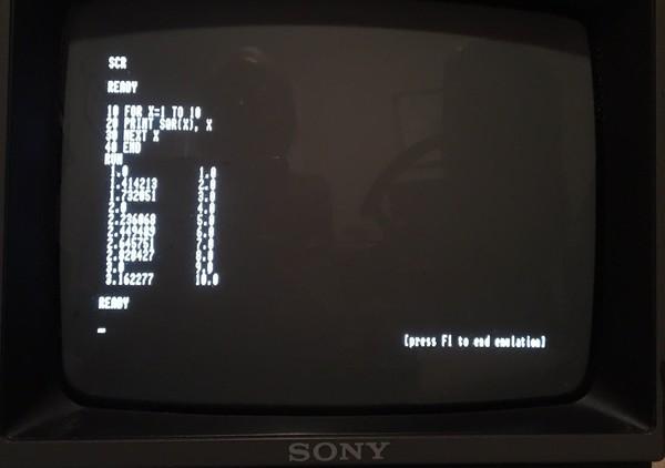 Эмуляция микропроцессора 8008 на ESP8266 - 1