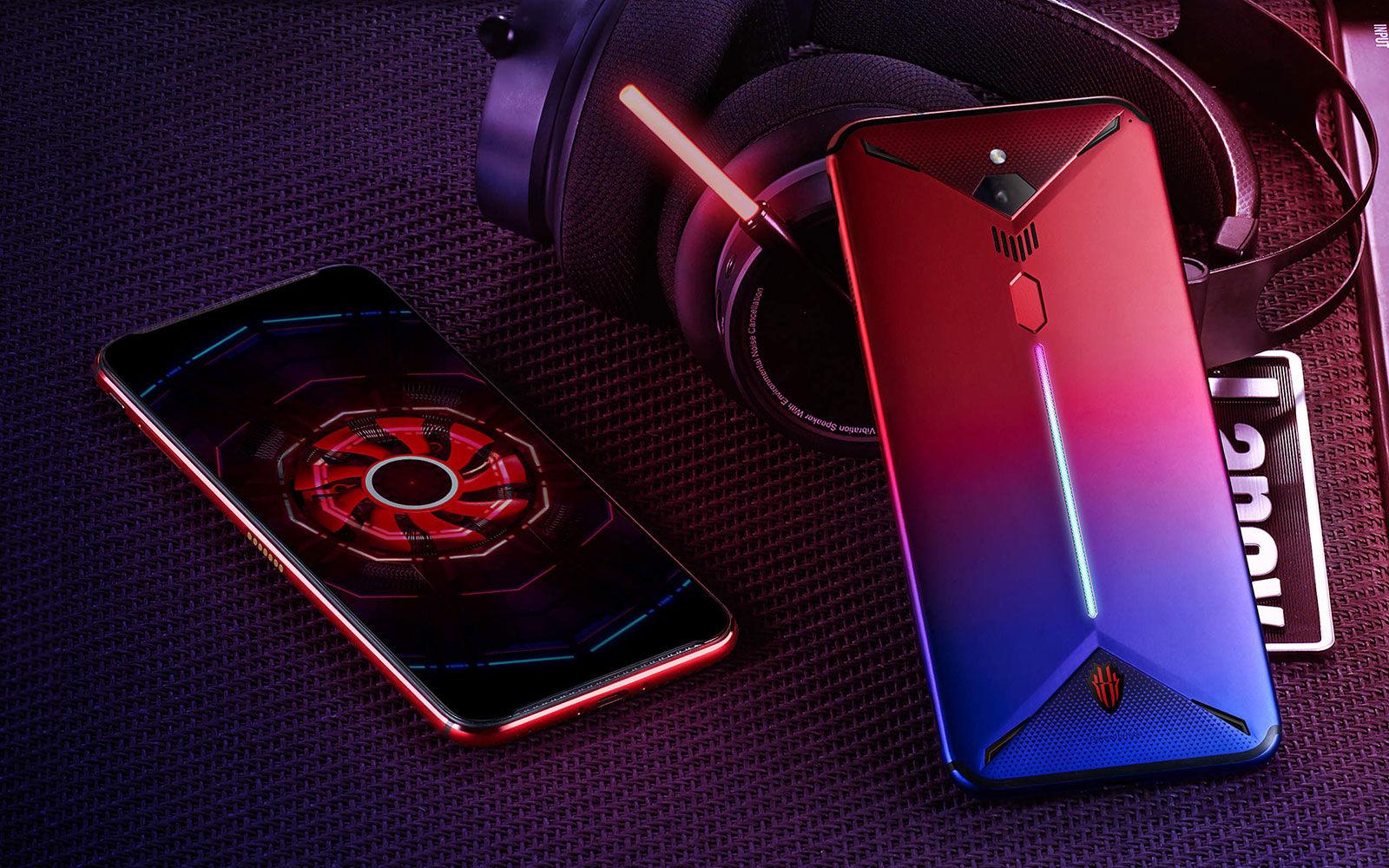 Геймерский телефон Nubia Red Magic 3 получил интегрированную активную систему охлаждения с вентилятором - 1