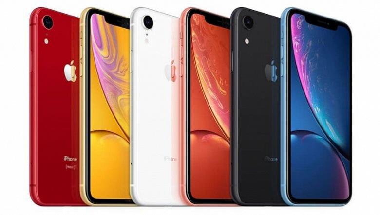 iPhone XR 2 получит ЖК-экран с узкими рамками и «квадратную» камеру