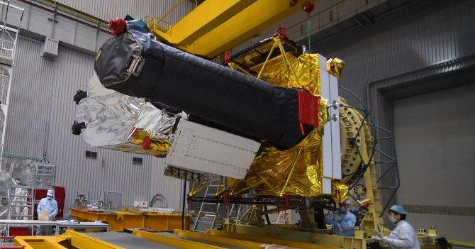 Космический телескоп «Спектр-РГ» доставлен на Байконур