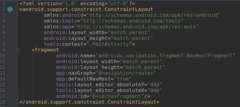 Навигация для Android с использованием Navigation Architecture Component: пошаговое руководство - 15