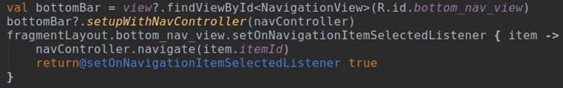 Навигация для Android с использованием Navigation Architecture Component: пошаговое руководство - 38