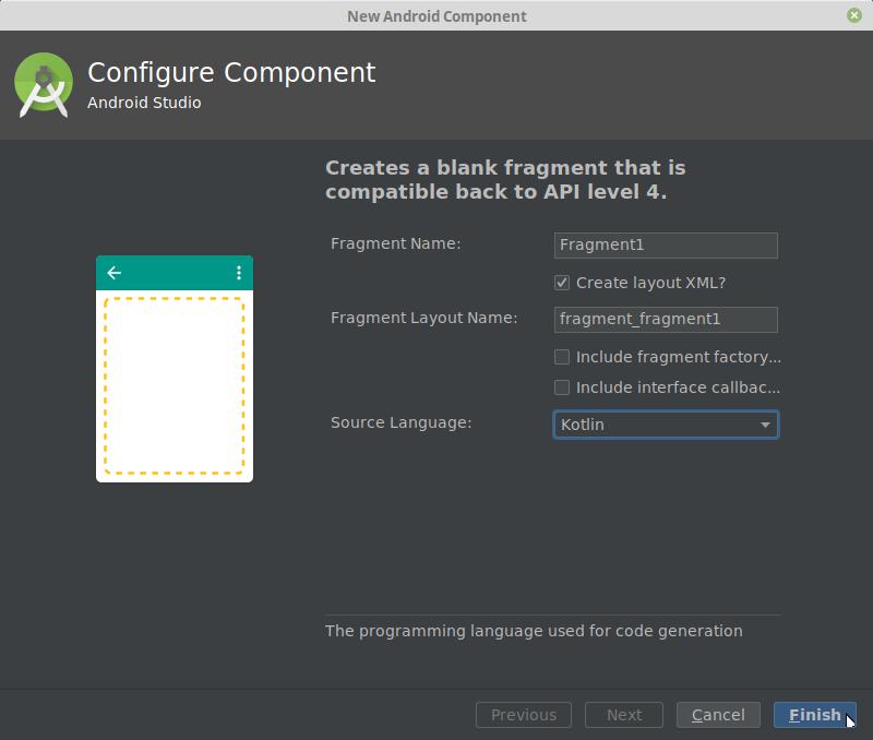 Навигация для Android с использованием Navigation Architecture Component: пошаговое руководство - 6