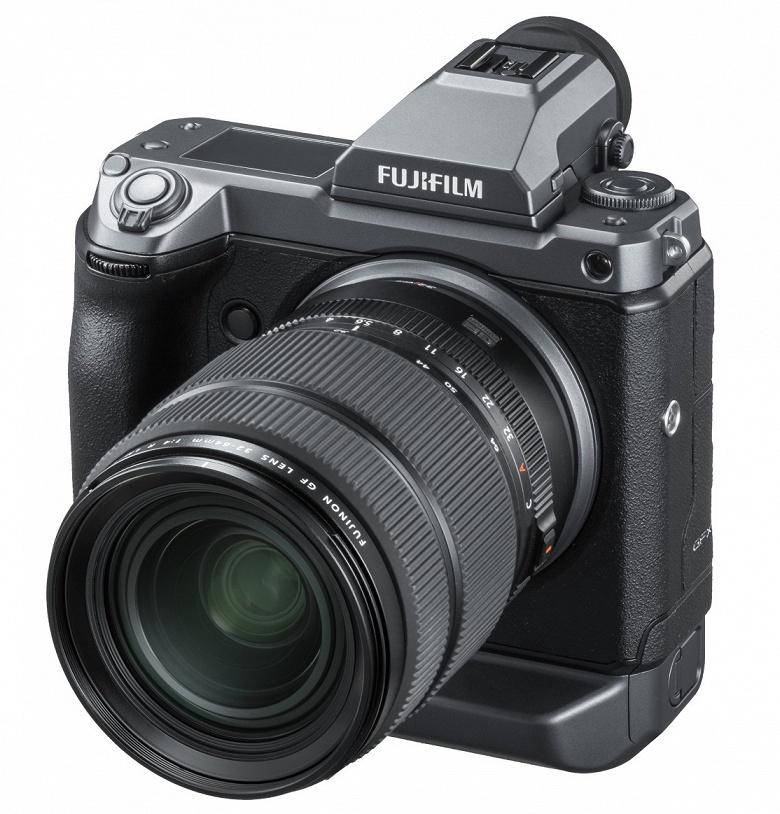 Названа дата анонса и срок начала поставок среднеформатной камеры Fujifilm GFX 100 - 1
