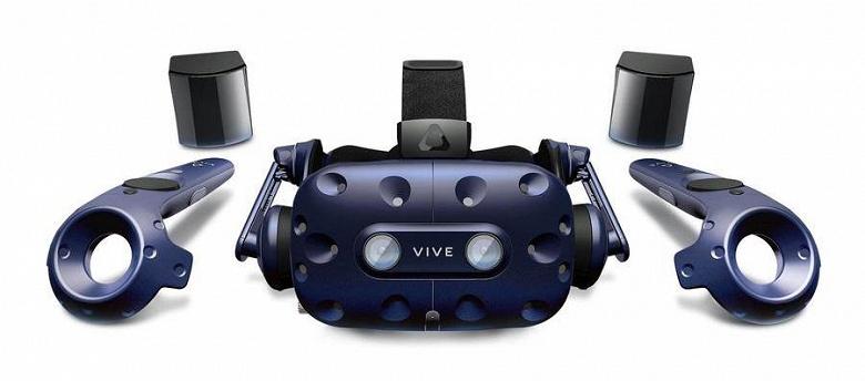 Почти 100 000 рублей за собственную виртуальную реальность. Комплект HTC Vive Pro Starter Kit появился в России