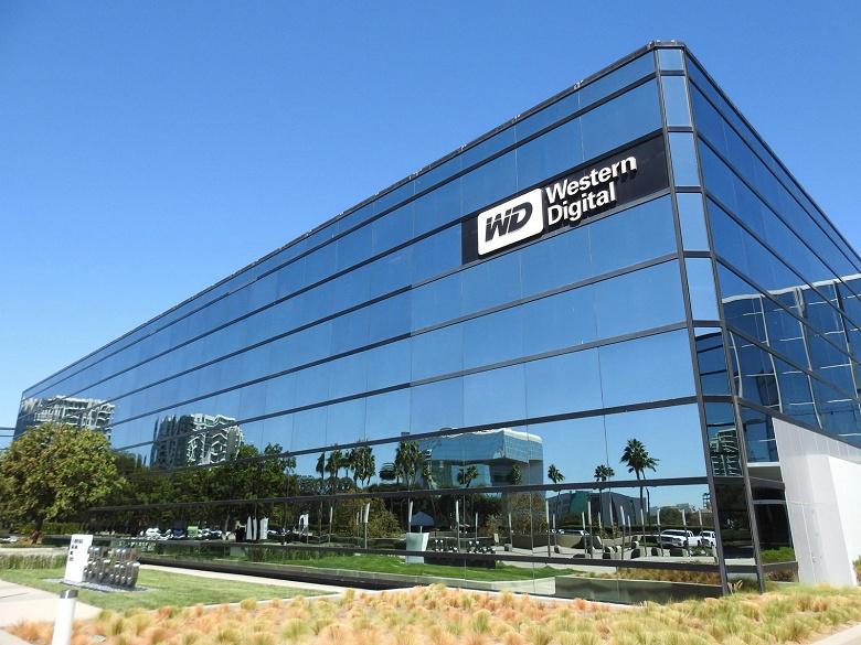 В минувшем квартале потери Western Digital составили 581 млн долларов