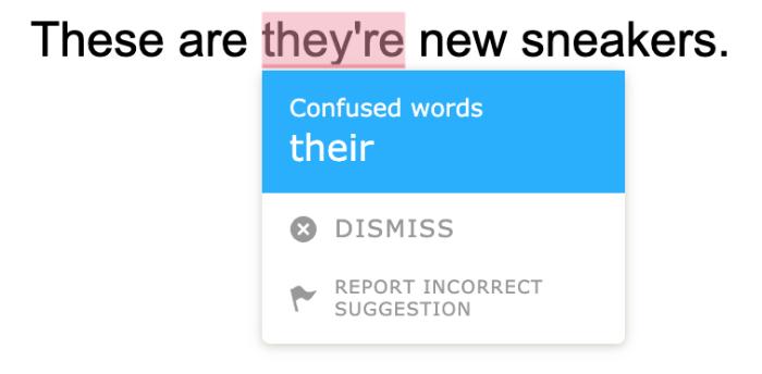 There vs. Their vs. They're: Как понять, какое слово использовать - 3