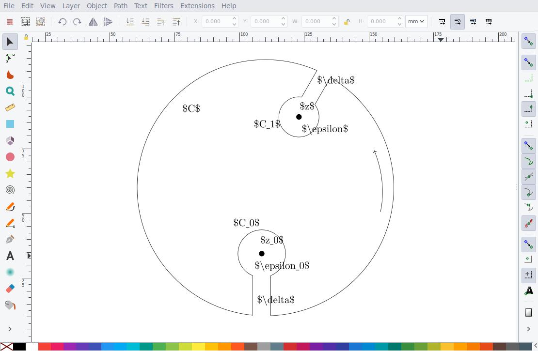 Как я рисую иллюстрации для конспектов по математике в Inkscape - 8