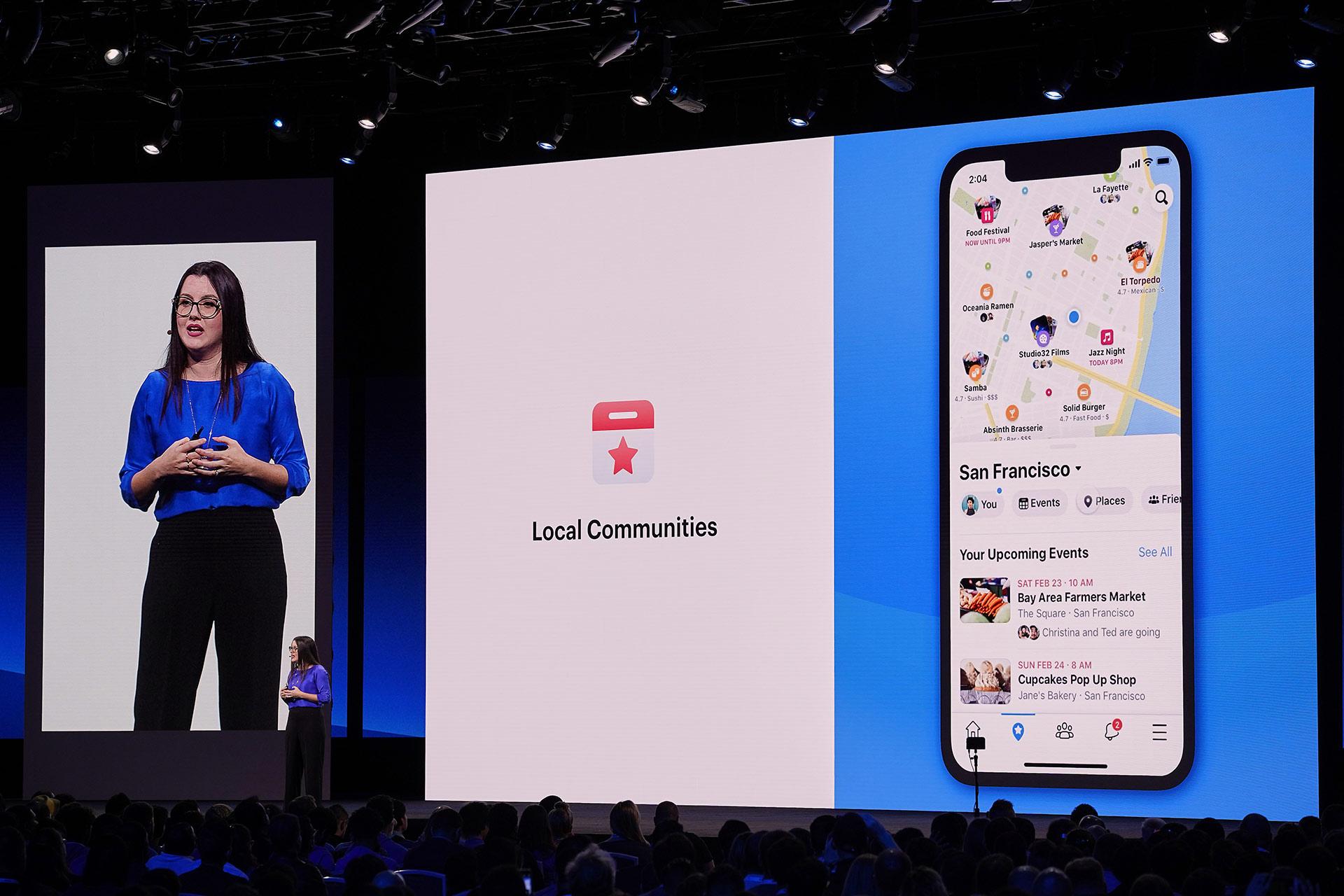 Фейсбук обновит дизайн, объединит мессенджеры и сфокусируется на безопасности - 5