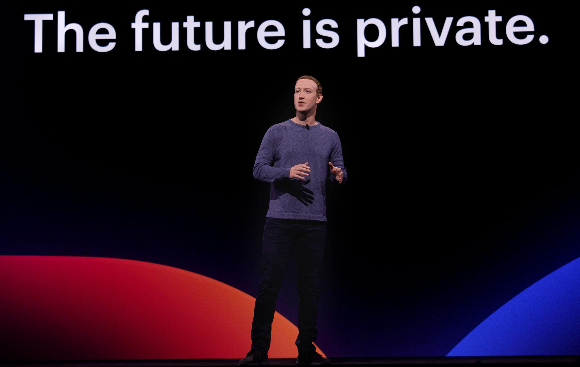 Фейсбук обновит дизайн, объединит мессенджеры и сфокусируется на безопасности - 1
