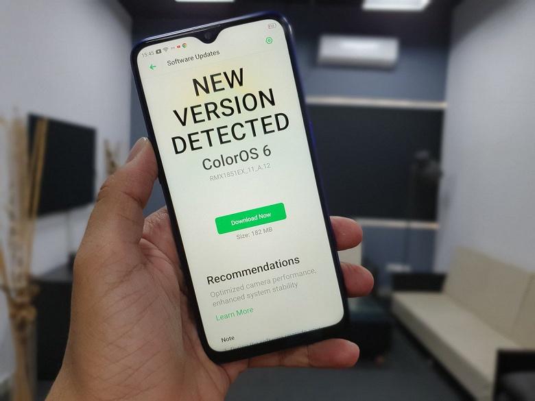 Главный конкурент Redmi Note 7 Pro научился записывать видеоролики с частотой 960 к/с
