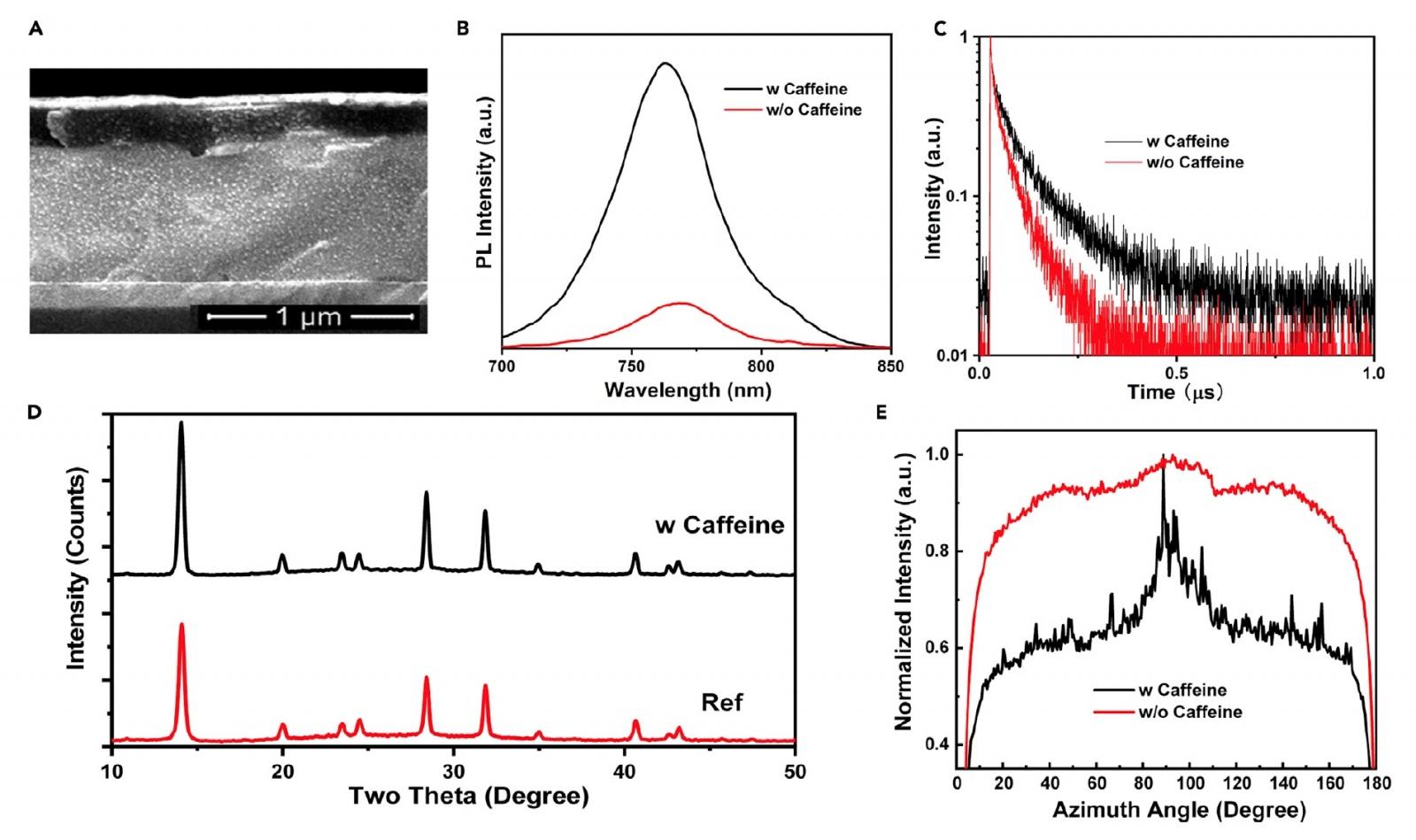 Солнечный кофе: повышение КПД фотоэлементов за счет кофеина - 3