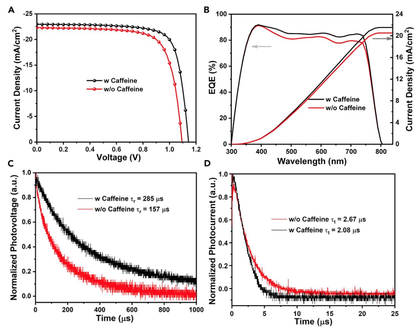 Солнечный кофе: повышение КПД фотоэлементов за счет кофеина - 4
