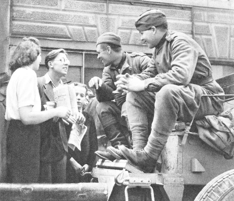 Последние бои Второй Мировой: Берлин, Бреслау, Прага