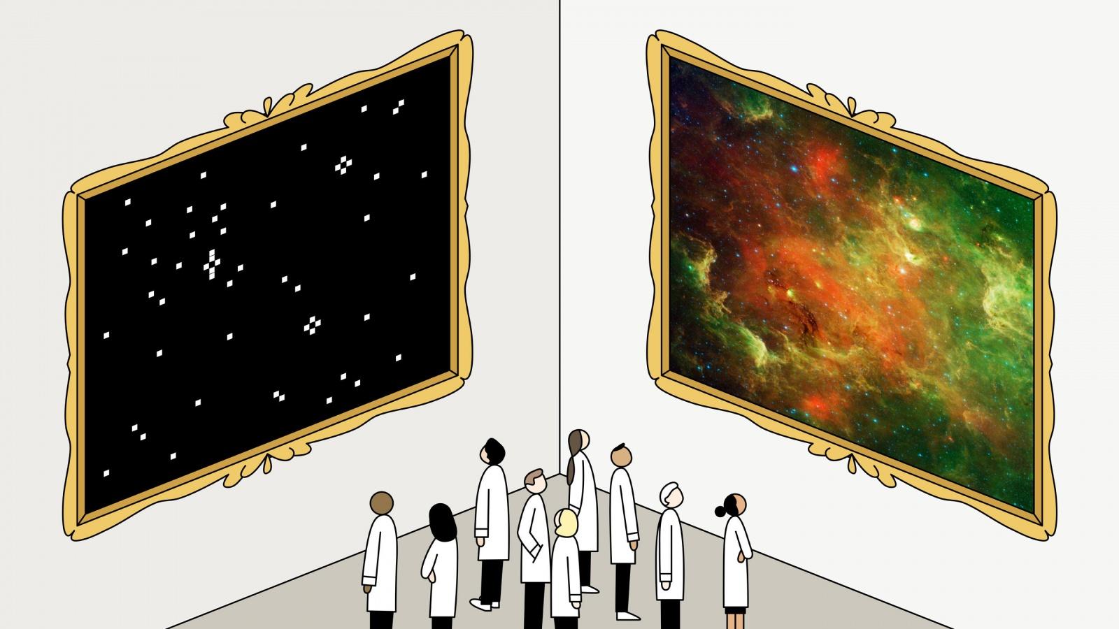 Простые квантовые игры раскрывают окончательную сложность Вселенной - 1