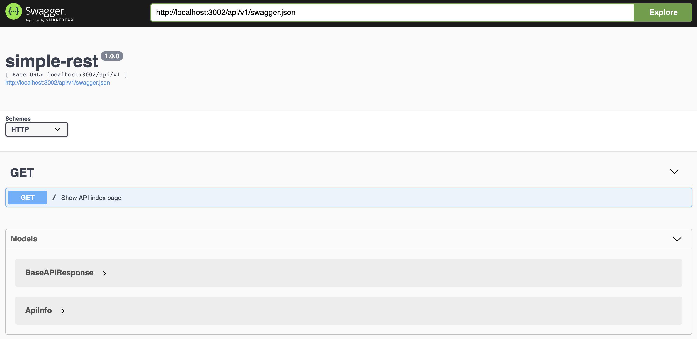 Самодокументируемый REST сервер (Node.JS, TypeScript, Koa, Joi, Swagger) - 3