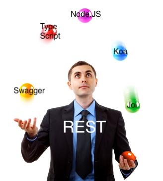 Самодокументируемый REST сервер (Node.JS, TypeScript, Koa, Joi, Swagger) - 1